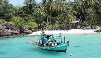 Wyspa Phu Quoc (Koh Trol)