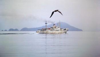 Wyspa Taboga