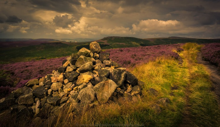 Cairns : Peak District Cairn