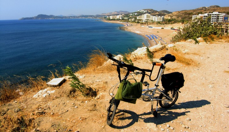 Rodos : dahon on rhodes
