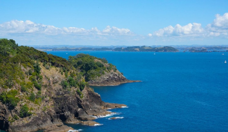 Nowa Zelandia: Bay of Islands, New Zeland
